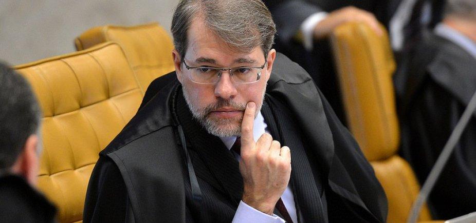 [Toffoli será relator no STF do pedido de envio da ação sobre sítio de Atibaia para SP]