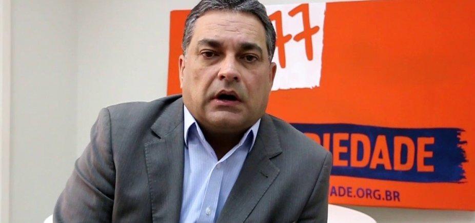 [Presidente garante que SD fará chapinha e pede 'respeito à posição' do partido]