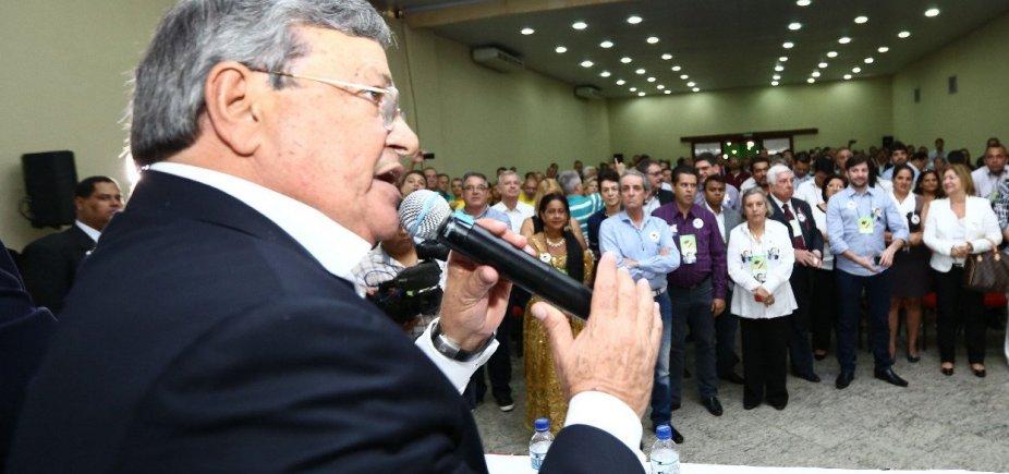 [Benito defende que contrários ao chapão não usem estrutura de campanha da majoritária]