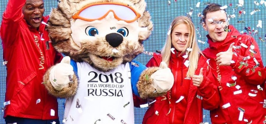 [89% dos ingressos da Copa da Rússia já foram vendidos]