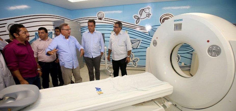 [Governo amplia atendimento oncológico no interior da Bahia]