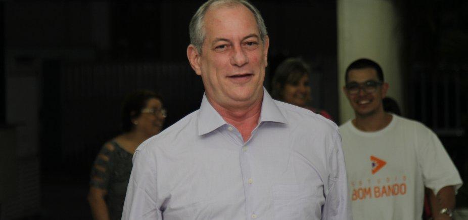 [Tribunal nega pedido de Ciro Gomes para visitar Lula]