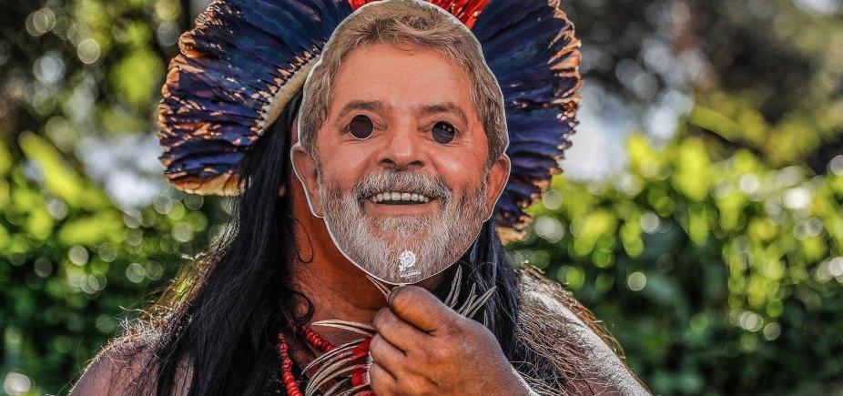 [Lula completa um mês preso]