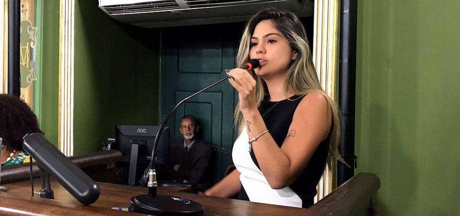 [Marcelle Moraes se diz 'perseguida' no PV e ameaça deixar partido]