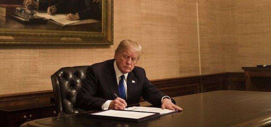 ['Temos a pessoa mais qualificada', diz Trump sobre indicada à gerência da CIA]