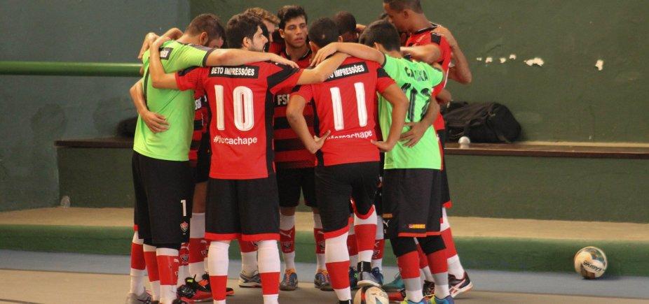 [Futsal: Vitória encerra parceria com faculdade]