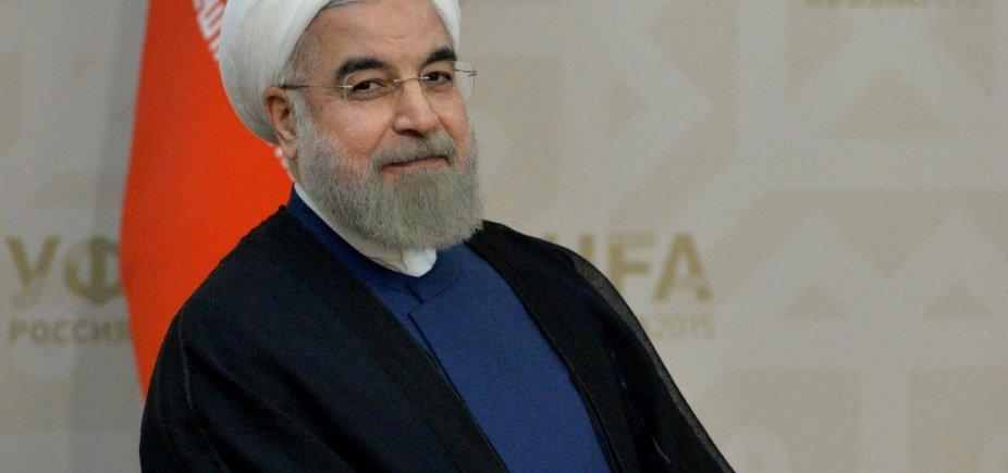 [Presidente do Irã diz que país vai manter acordo nuclear]