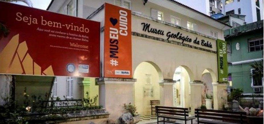 [Museu Geológico da Bahia sedia a 16ª Semana Nacional de Museus]