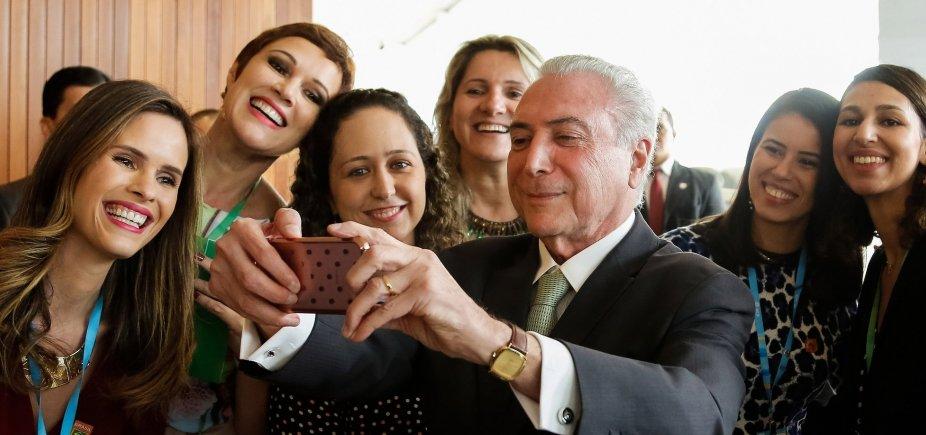 [Temer queria gravar 'o Brasil que eu quero', mas Globo vetou]