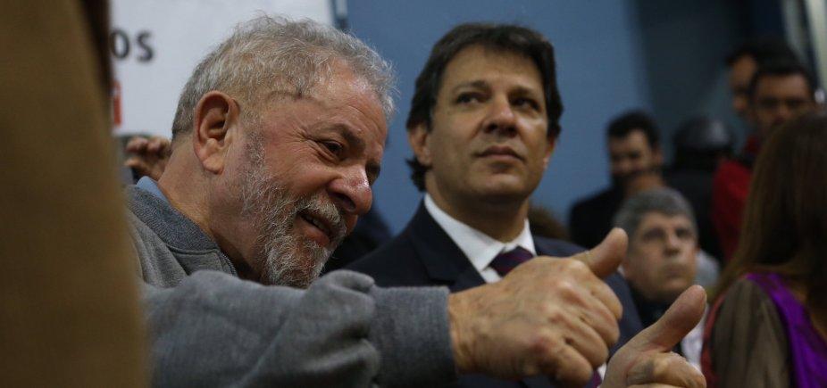 [ Haddad conversará com governadores para preparar programa de Lula ]