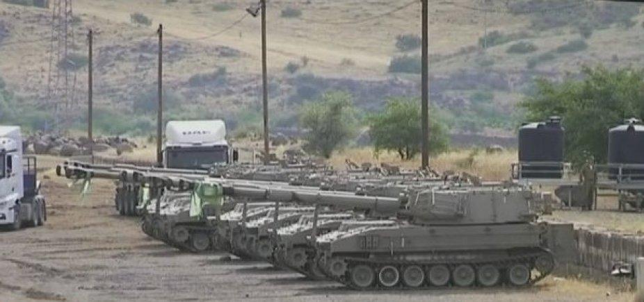 [Resposta israelense a ataque do Irã deixa mais de 20 mortos na Síria]