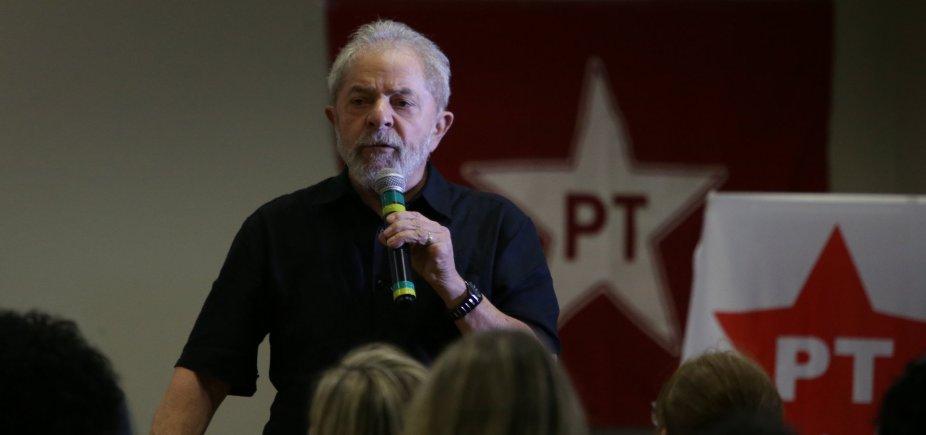 [Antes de ser preso, Lula gravou vídeos para campanha do PT a presidente]