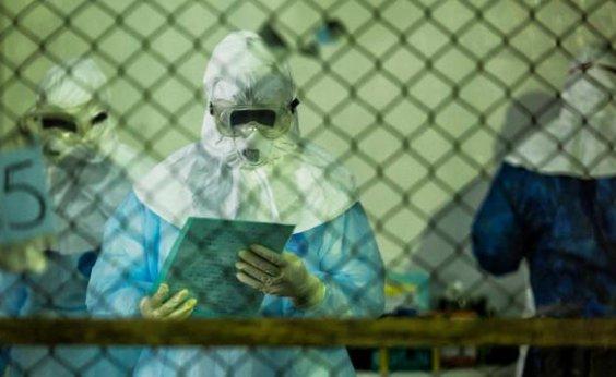 [OMS diz que se prepara para o 'pior cenário possível' após casos de ebola no Congo]