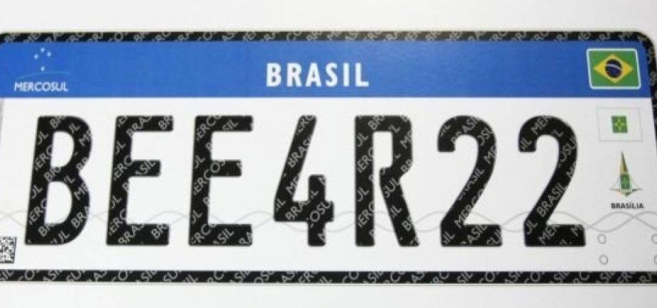[Placa do Mercosul é adiada e não será obrigatória em veículos já emplacados]