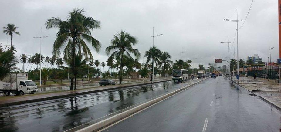 [Chuva deve voltar a cair em Salvador nesta próxima semana; veja previsão ]
