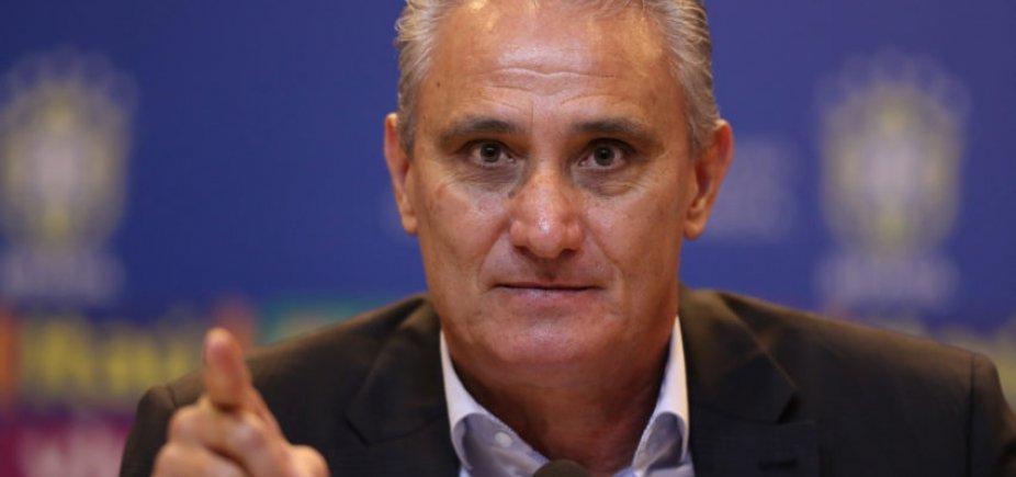 ['Vai jogar pra cara...', diz Tite sobre Seleção Brasileira na Copa da Rússia]