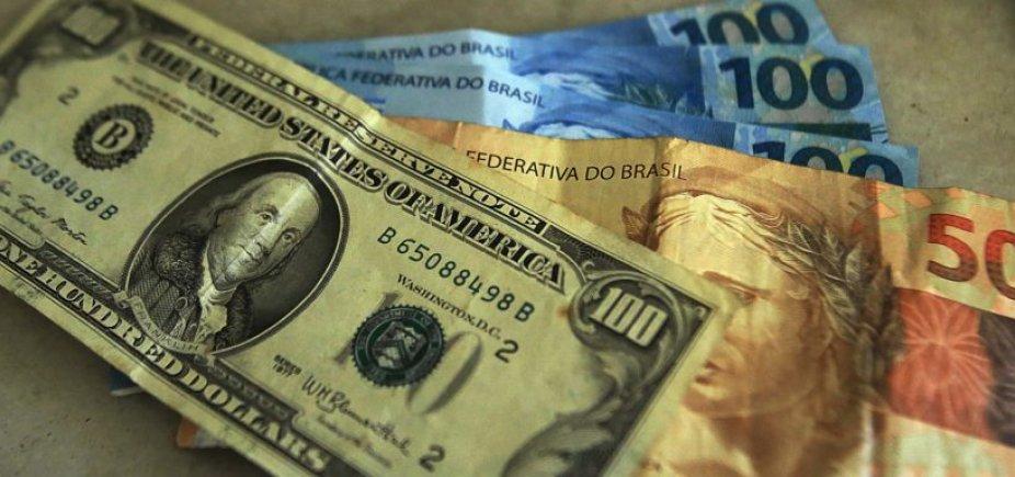 [Disparada do dólar encarece dívidas de empresas no exterior em R$ 115 bi]