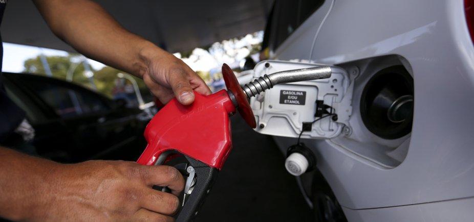 [Preço médio da gasolina volta a subir e vai a R$ 4,257, aponta ANP]