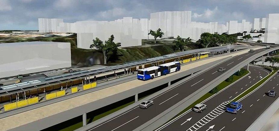 [Prefeitura planeja implantar 7 linhas de BRT até 2025]