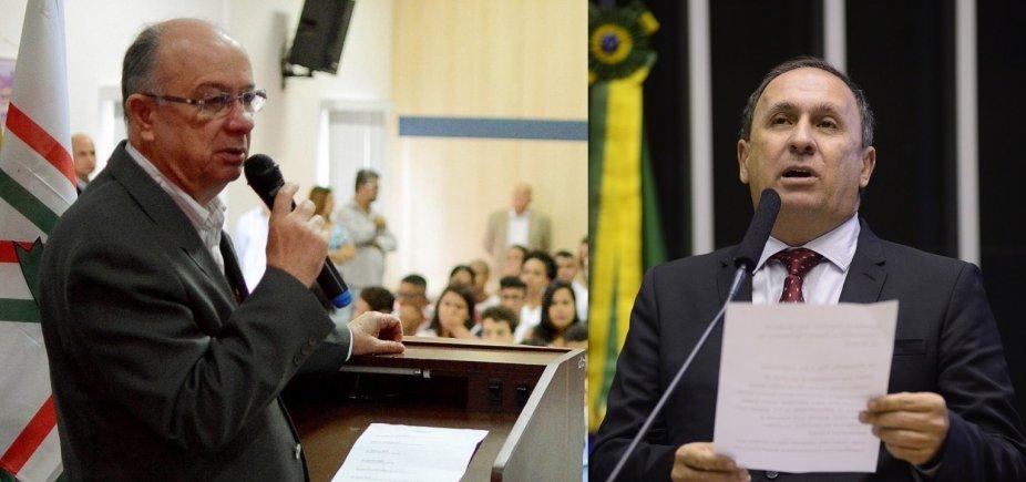 [Zé Ronaldo e Gualberto respondem a processos de improbidade, diz App]