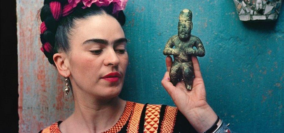 [Salvador recebe exposição gratuita sobre Frida Khalo e Diego Rivera]