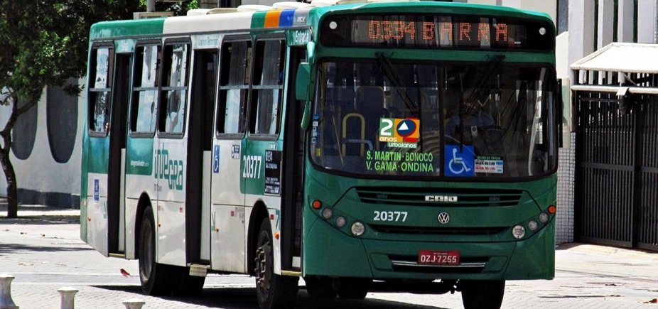 [Sindicalistas fecham garagens da OT Trans até às 8h e ônibus não circulam em parte da cidade]