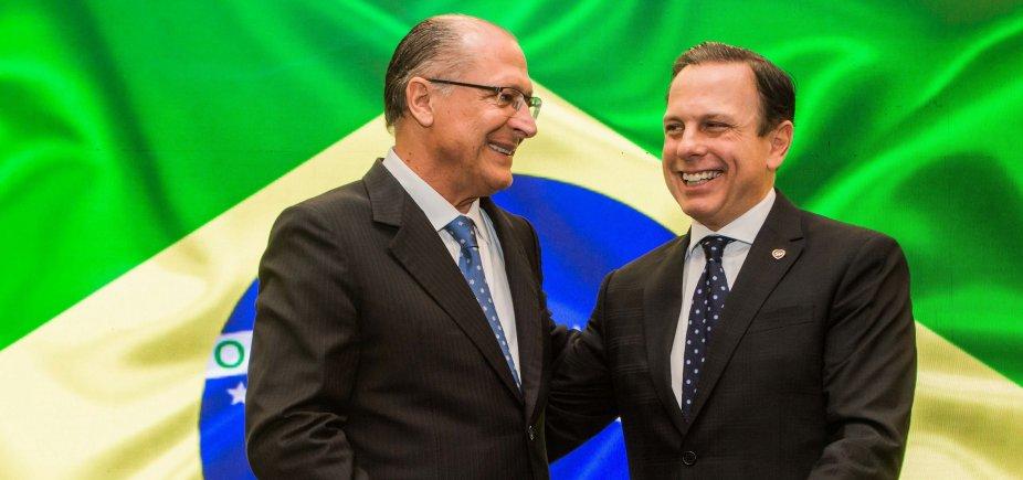 [Lideranças do PSDB querem dobradinha Alckmin-Doria para o Planalto]