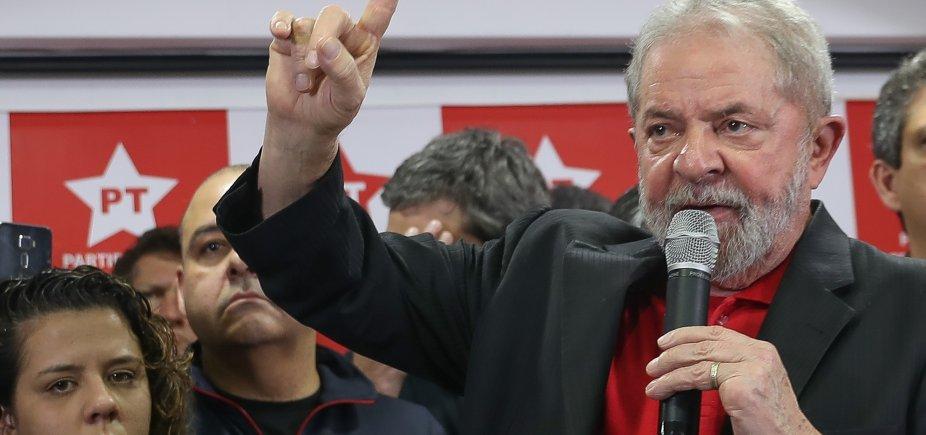 [PT diz a aliados que pesquisas dão força para manter candidatura de Lula]