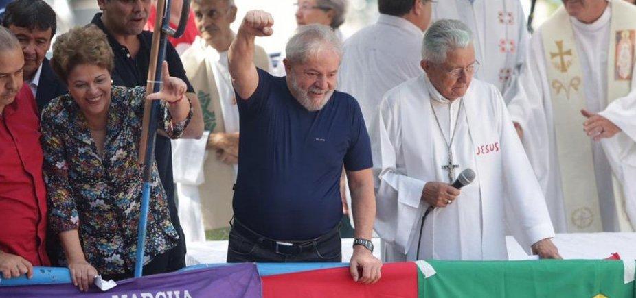 [Preso em Curitiba, Lula não poderá votar]