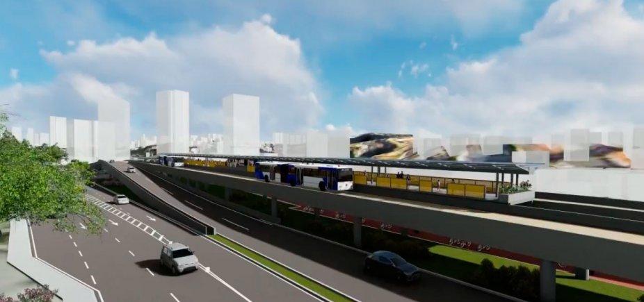 [Justiça nega pedido para suspender obras do BRT]