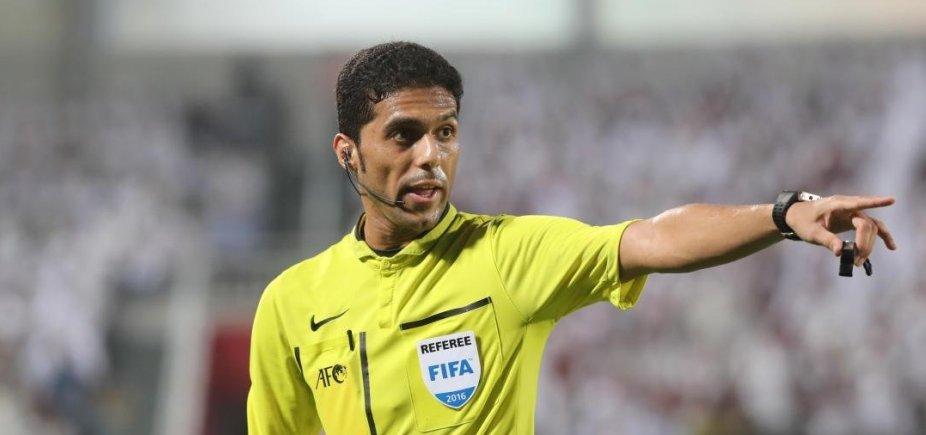 [Arábia Saudita suspende terminantemente árbitro escalado para Copa]
