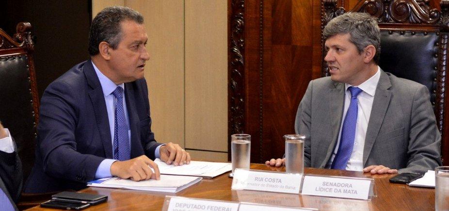 [Em Brasília, Rui se reúne com ministro para destravar obra da rodovia Ilhéus-Itabuna]