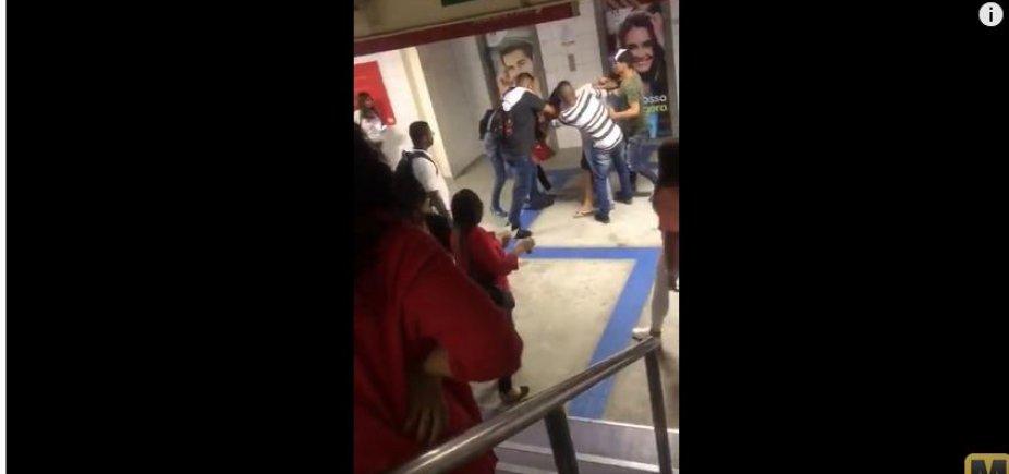 [Assista: alunas brigam na Unijorge; motivo seria TCC]