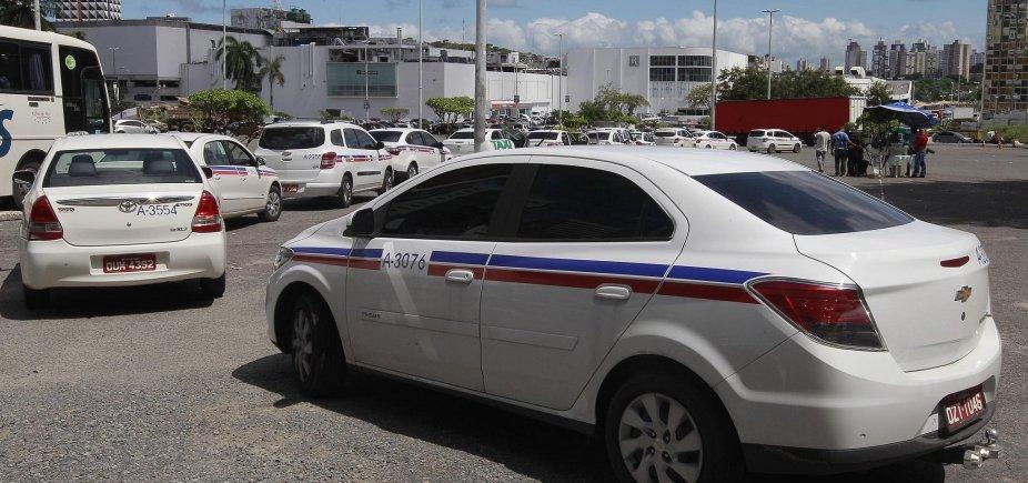 [Salvador já registra 22 assaltos a taxistas em maio]