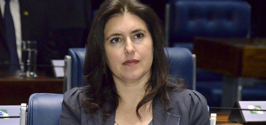 [Líder do MDB no Senado defende que Temer defina se é pré-candidato]