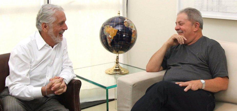 [ Wagner promete negar convite de Lula para ser candidato a presidente: 'Pela primeira vez na vida, direi não' ]