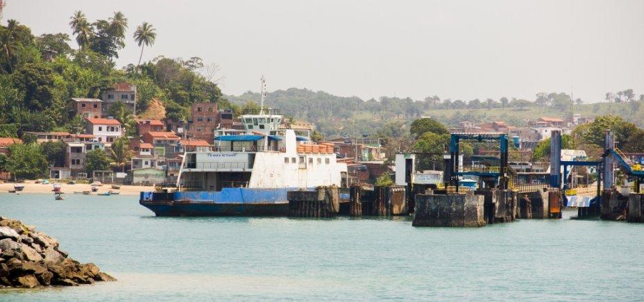 [Ferry boat: gavetas vão passar por obras de adequação ]