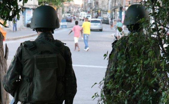[Violência no Rio aumenta após de intervenção federal, diz estudo]