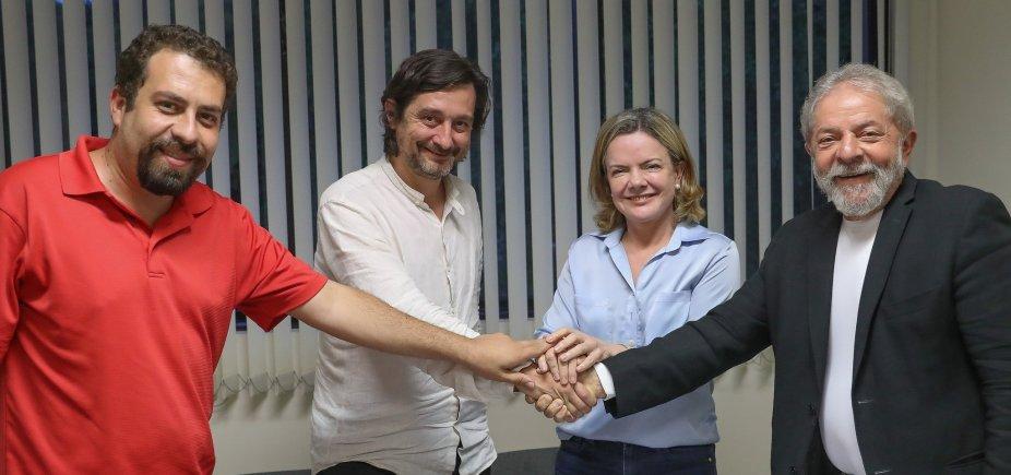 [Boulos critica governo Lula: 'Nãoenfrentougrandes privilégios']