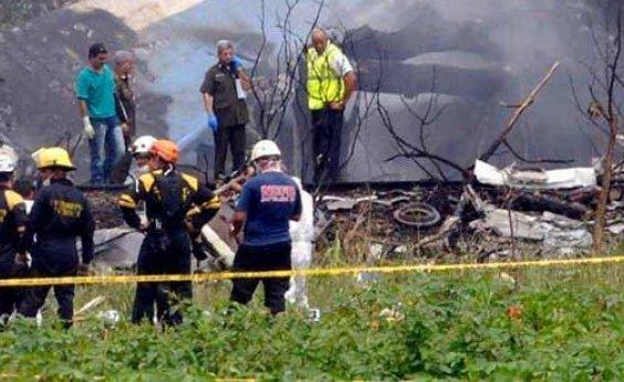 [Governo cubano anuncia comissão para apurar causas de acidente aéreo]