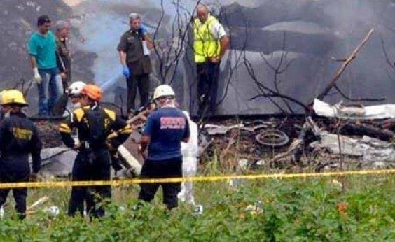 [Caixa-preta de avião que caiu em Cuba é recuperada 'em boas condições', diz ministro]