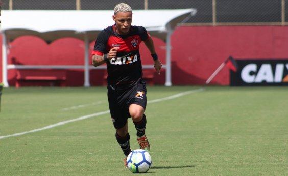 [Com gol de pênalti de Neilton, Vitória vence Ceará por 2 a 1 no Barradão]