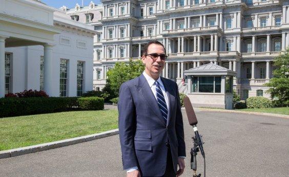 [Secretário do Tesouro americano diz que guerra comercial com China está suspensa]