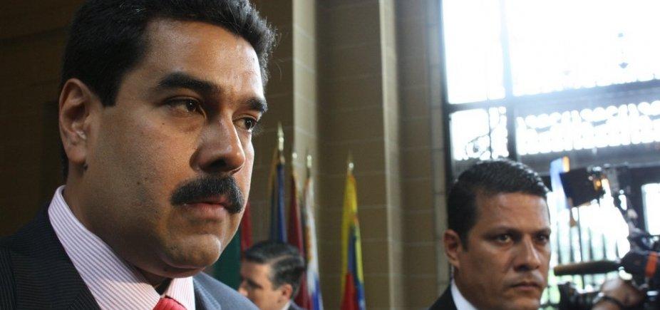 [Maduro é reeleito presidente da Venezuela por mais seis anos]