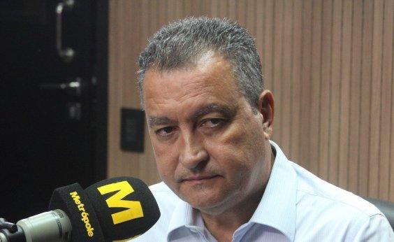 [Rui Costa diz que 'boicote' do governo Temer trava construção de estradas na Bahia]