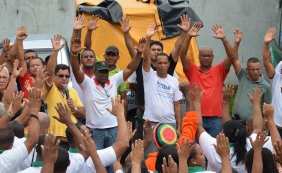 [Rodoviários decretam greve em toda a Bahia]
