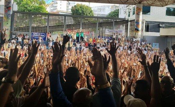 [Presidente do Sindicato dos Rodoviários anuncia catraca livre durante greve: 'Não paguem ônibus']