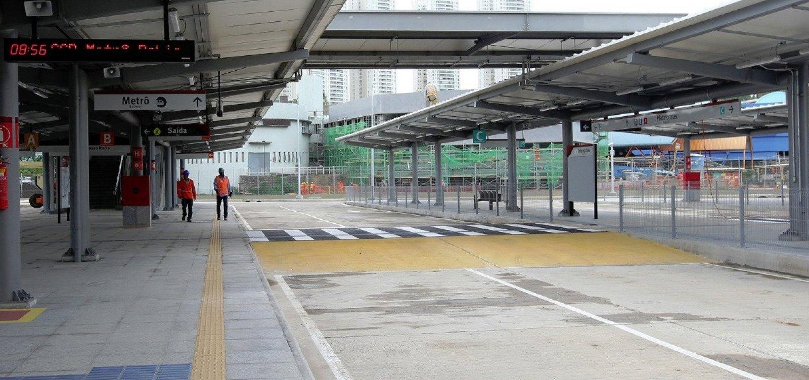 [Salvador amanhece sem ônibus após rodoviários decretarem greve]