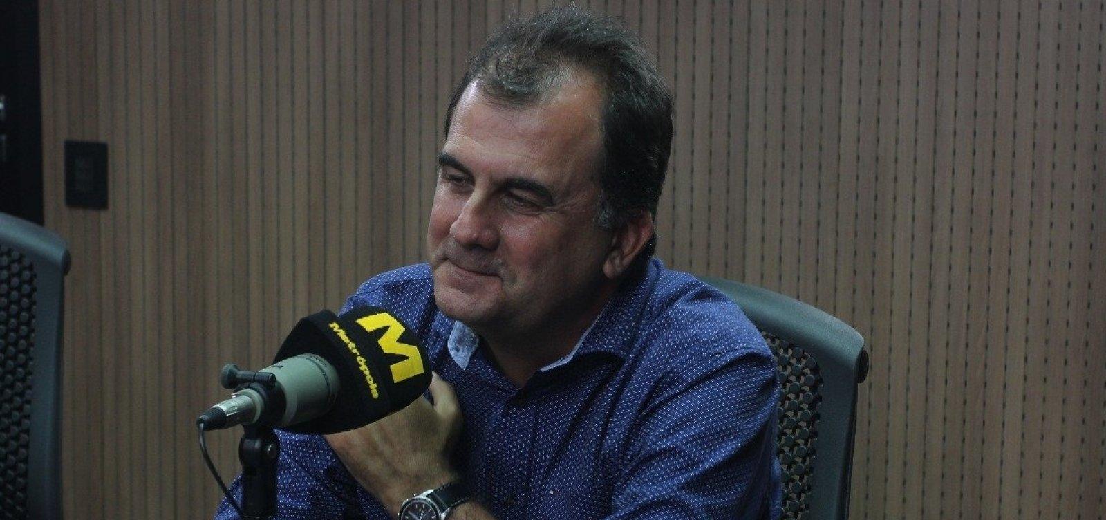 [Secretário diz que Justiça deve marcar conciliação hoje para encerrar greve dos rodoviários]