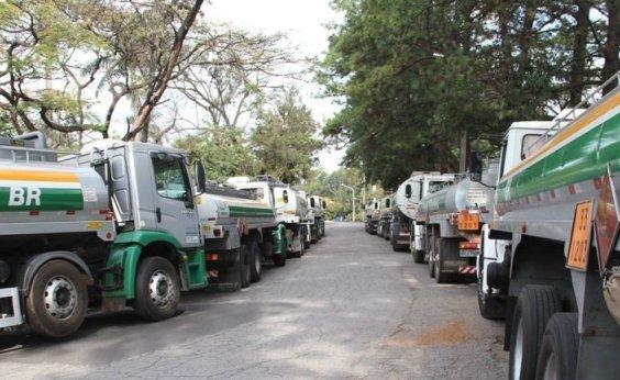 [Protesto de caminhoneiros deixa cidades da Bahia sem combustíveis]